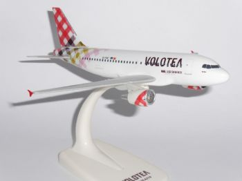 Airbus A319 Volotea Airlines Spain Herpa Collectors Model Scale 1:200 EI-FMT E